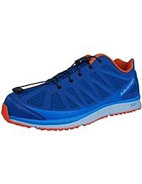 Salomon KALALAU Zapatillas para Correr Trail Running Azul para Hombre