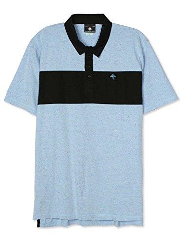 L-R-G - Maglietta sportiva - Maniche corte - uomo Dusk Blue Heather