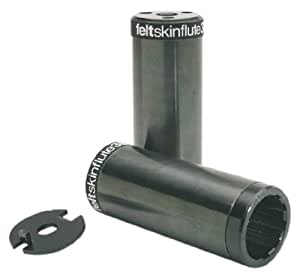 FELT Peg SkinFluted (paire) (Design: 9,5 mm) BMX périphérique
