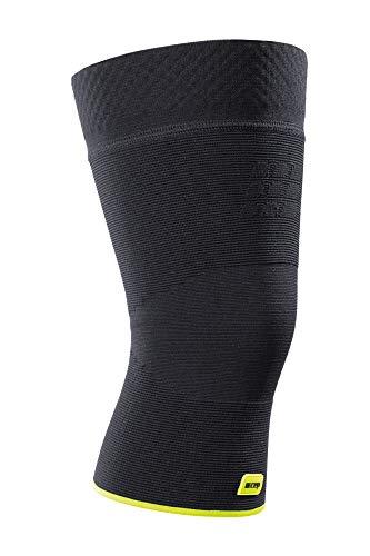 CEP - Knee Sleeve Unisex | Stützende Kniebandage für Stabilität beim Sport in schwarz/grün | Größe IV