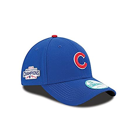 Chicago Cubs New Era MLB 9Forty 2016 World Series Champions Adjustable Hat Hut