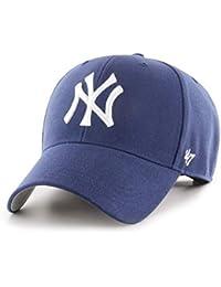 47 Gorra Curva Azul Marino Claro de New York Yankees MLB MVP Brand ·   228be281639