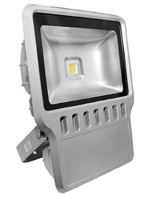 Lumira LED Fluter Scheinwerfer 100 Watt 8800 Lumen Außenstrahler Warmweiß von Lumira - Lampenhans.de