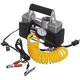 ضاغط هواء 2 سليندر 12 فولت يضغط الهواء بقوة 85 لتر/الدقيقة