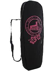 WH1Since 1996Wake/Kite Backpack Boardbag Black/Rosa, 145