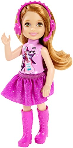 Barbie Chelsea & Friends - de Popstar - CGP120