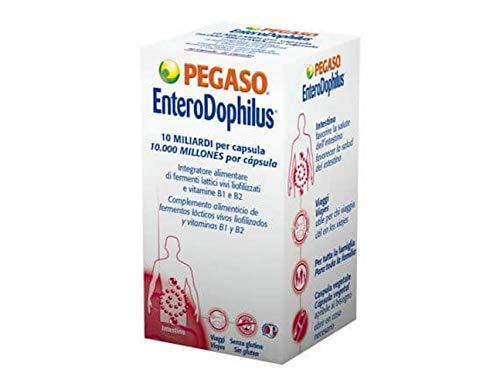 Enterodophilus 90 capsule - integratore alimentare di fermenti lattici vivi liofilizzati