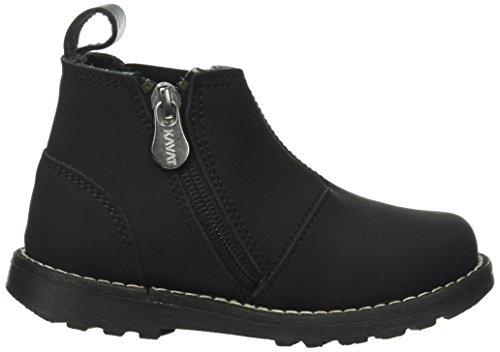 Kavat Unisex-Kinder Nymölla Xc Chelsea Boots Schwarz (Black 911)