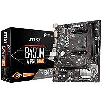 MB MSI B450M-A PRO MAX AMD RYZEN Gen3 (R5/R7/R9)