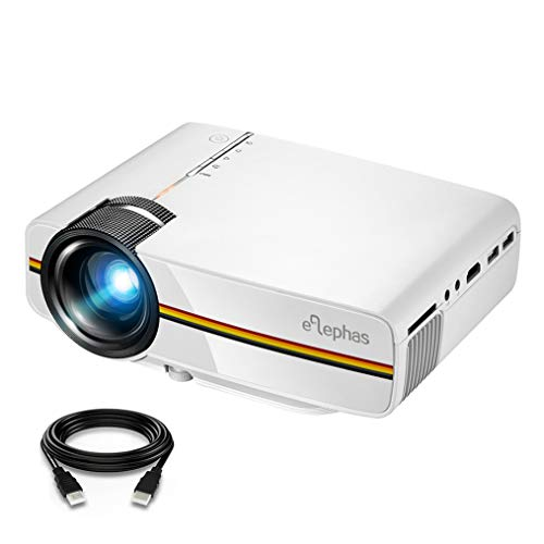 Projector, ELEPHAS 2200 Lumens L...