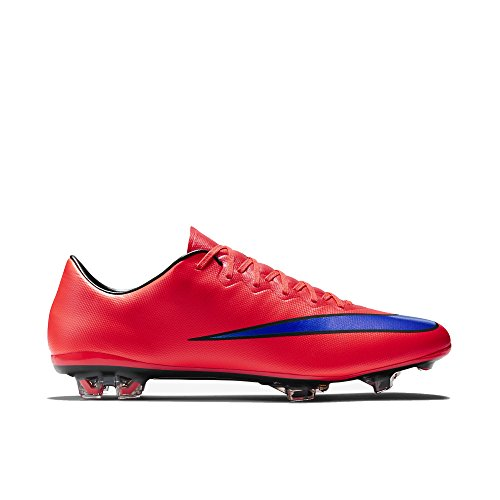 648553 650|Nike Mercurial Vapor X FG Bright Crimson|47 -