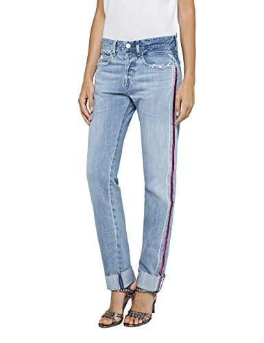 Replay Damen Heter Boyfriend Jeans
