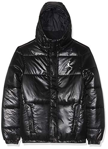 Nike Herren Jordan Jumpman Jacket, Schwarz/Weiß, L/T