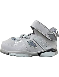 newest collection 3ff4f 326fb Jordan Flight Club  91 Wolf Grey Black-Cool Grey (Toddler) (