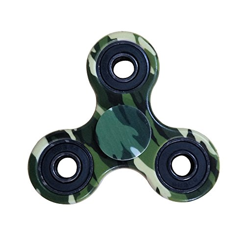 Preisvergleich Produktbild Fidget Spinner Army Green Toys Suitable for Adults and Children