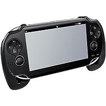 Para Sony PS Vita PSV Negro Bracket Joypad Mano Agarre Soporte Mango