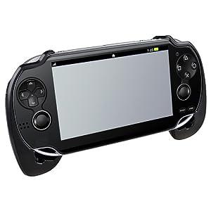 f�r Sony PSV PS Vita schwarz Bracket Halterung Handgriff Handle