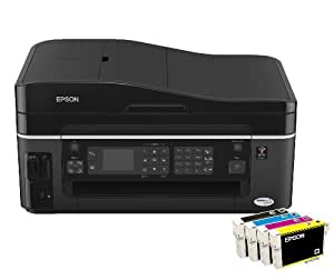 Epson Stylus SX600FW WiFi-Multifunktionsdrucker: Amazon.de ...