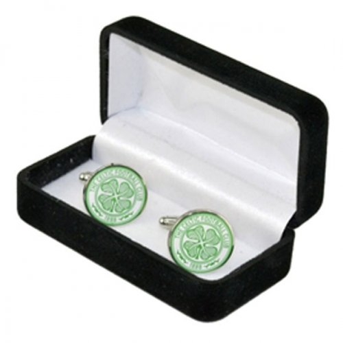 Celtic-FC-Cufflinks-Crest