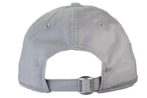Marque :  new era-modèle :  9Forty-casquette réglable league new york yankees basic en blanc, noir, gris, rouge, bleu marine Gris - Gris/blanc