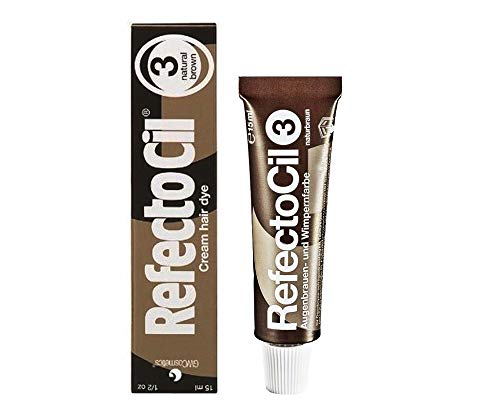REFECTOCIL Cream Hair Tint Brown .5 oz by Unknown (Make-up Pinsel Set-braun)