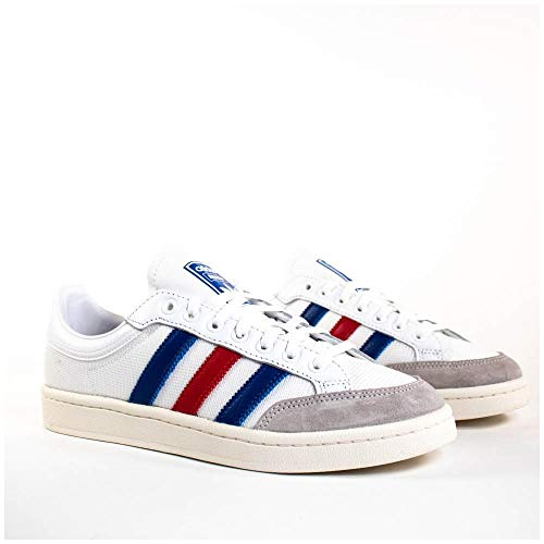 Adidas Trainers Adidas Americana Low Trainers White/Royal/Red 7.5