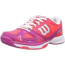 Wilson RUSH PRO JUNIOR - Zapatillas de tenis infantil