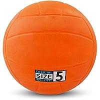 CN Niños Adultos de Voleibol Suave,Rojo,5