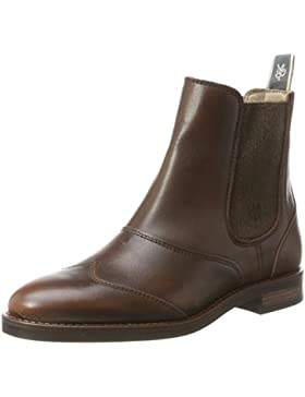 Marc O'Polo Damen Flat Heel Chelsea 70814225002124 Boots