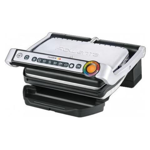 ROWENTA OptiGrill Bistecchiera con Programmi Automatici Potenza 2000 Watt