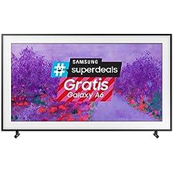"""Samsung UE43LS03NAUXZG The Frame 43"""" 4K Ultra HD Smart TV Wi-Fi Nero [Versione EU]"""