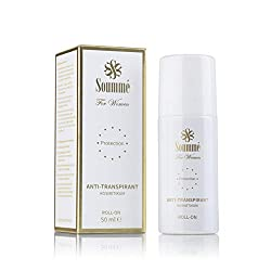 Soummé Antitranspirant Protection Roll-On for