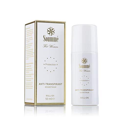 Soummé Antitranspirant Protection Roll-On for Women Kosmetikum