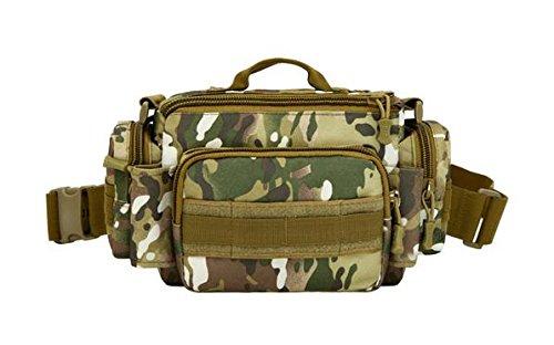 Zll/Armee Fan Outdoor Tasche Tactical Brust Tasche Taille Tasche Messenger Bag Herren 3P Magic Kamera Tasche mit Riding Big Taschen CP