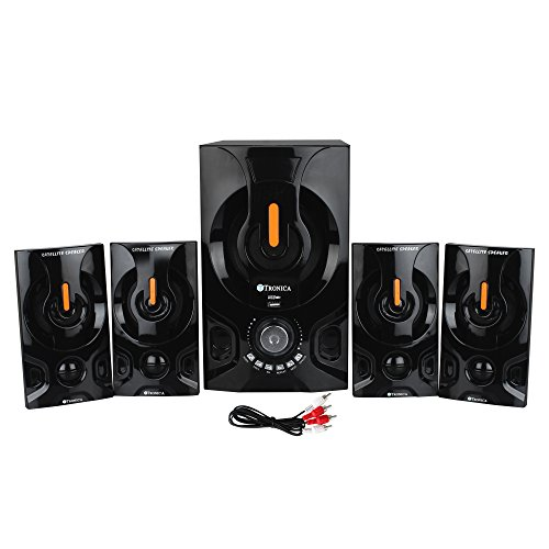 Hiperderl Smart Home Home Cinema Theater Multimedia Led: Tronica Bluetooth 4.1 Home Theater System Discount Price