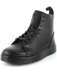 Dr. Martens Talib Brando Black, Chaussures bateau homme