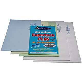 AQUA CLEAN Microfaser Supertuch Plus 5er Set