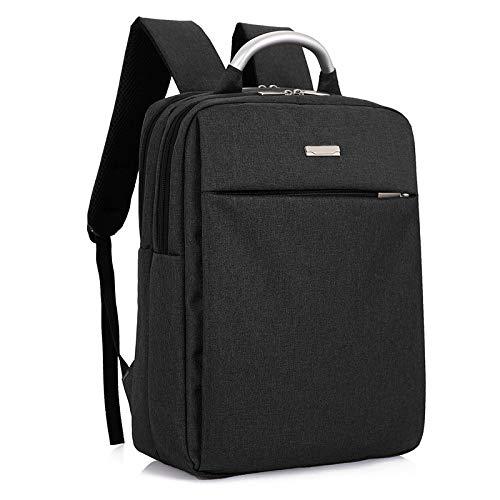 GFLD Computer Tasche Laptop-Tasche große Kapazität Handheld Doppel Umhängetasche Doppeldecker Student Schultasche männliche und weibliche Allgemeine Geschäftsbedingungen Reisetasche