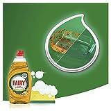 Fairy Mandarine & Ingwerblüte Ultra Konzentrat Hand-Geschirrspülmittel 450ml, 10er Pack (10 x 450 g) Test