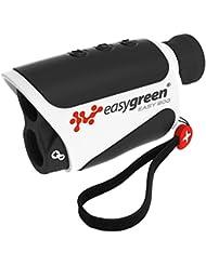Easy Green Golf Entfernungmesser, 800m schwarz Schwarz