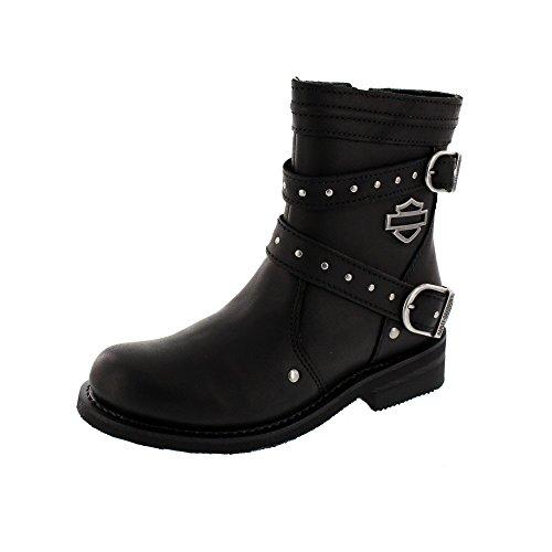 Harley Davidson Damen Boots CHRYSE black Größe 37