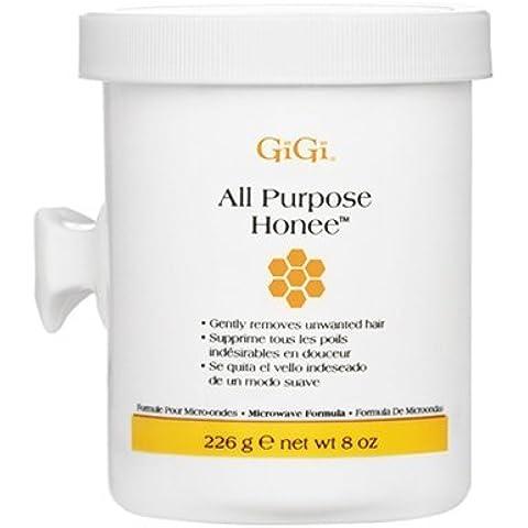 GIGI All Purpose Honee Waxing Kit by American International-