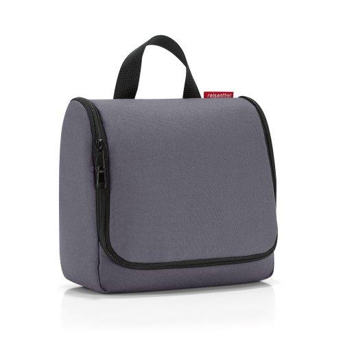 Reisenthel Toiletbag graphite grau Reisekosmetik Waschtasche 3 L Innenspiegel