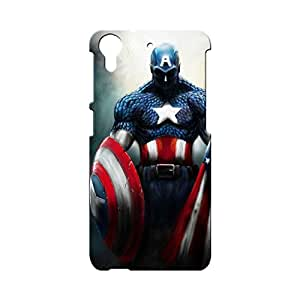 BLUEDIO Designer Printed Back case cover for HTC Desire 626 - G1611
