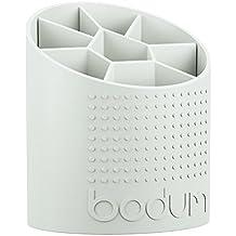 Bodum Bistro - Soporte para utensilios, color blanco crema