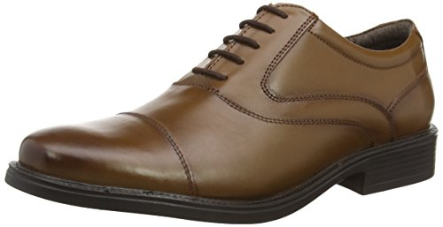 Hush Puppies Rockford Oxford Toe Cap – Zapatos Oxford para hombre