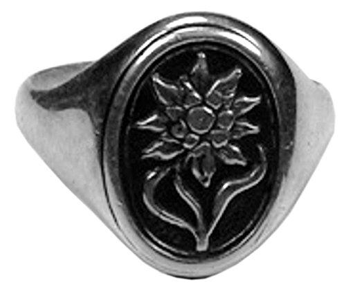 MK-art Militaria Ring deutscher Gebirgsjäger