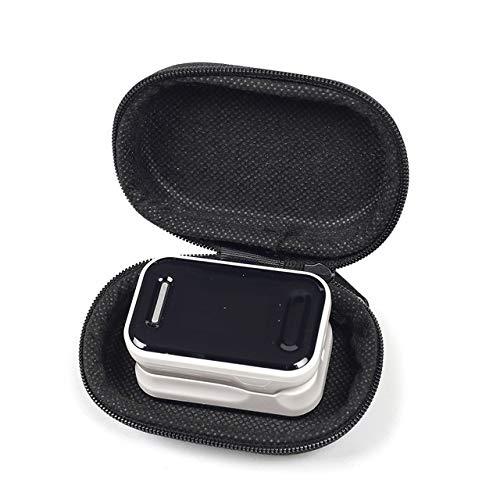 SHIYM-XYY, New Medical Finger Oximeter Hand Pulsoximeter Mini De Pulso De Dedo Baby-Neonatal SPO2 Blut-Sauerstoff-Fingertip Oximetro (Farbe : Weiß)