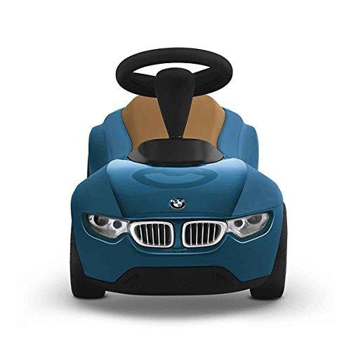 Original BMW Baby Racer III türkis / beige Rutscherfahrzeug Version 2016