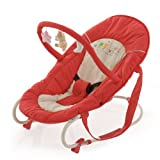 Hauck Bungee Deluxe Bouncer - Red